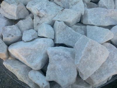 LOMLJENEC PURE WHITE 10-30cm