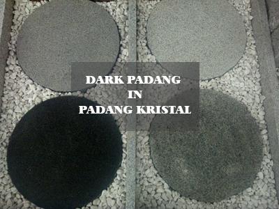 Vrtne plošče - Dark Padang | Padang Kristal